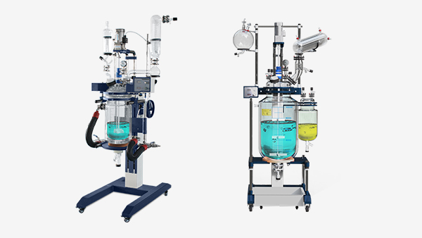 三层玻璃反应釜工作原理和优点分别有哪些?