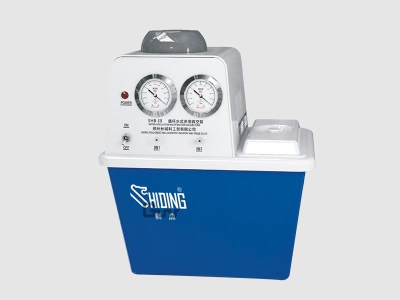 SHB-III型台式循环水式多用真空泵