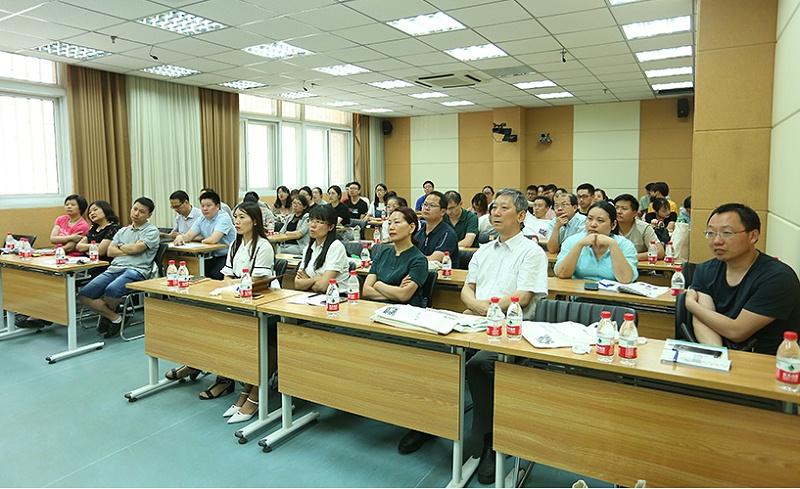 郑州大学化学学院历届毕业生代表座谈会4