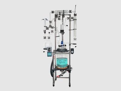 精馏玻璃反应釜