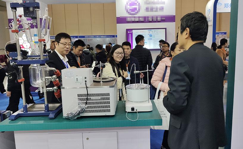 2019中国郑州科学仪器及实验室装备展览会拉开帷幕
