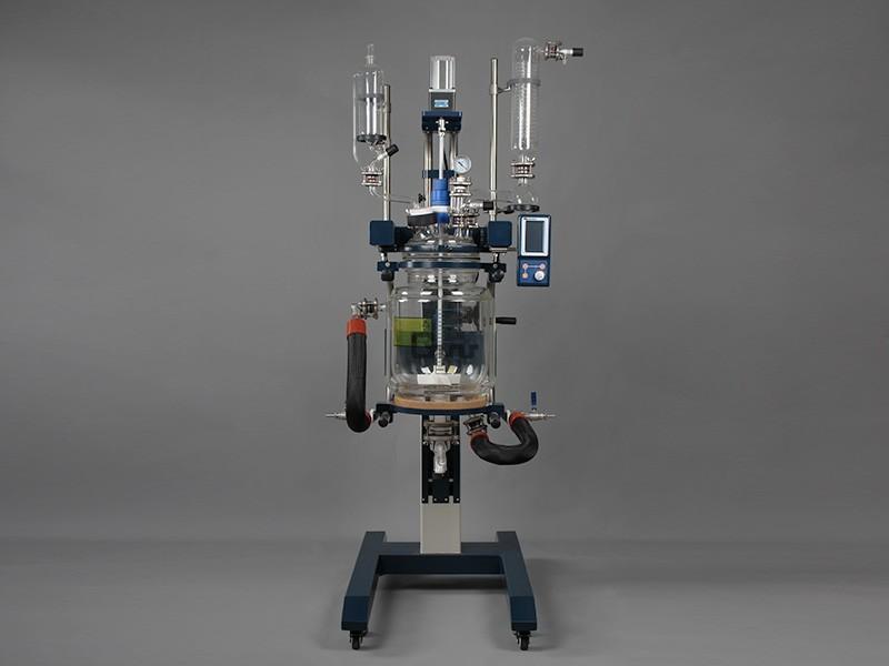 升降调速玻璃反应釜(GRL)