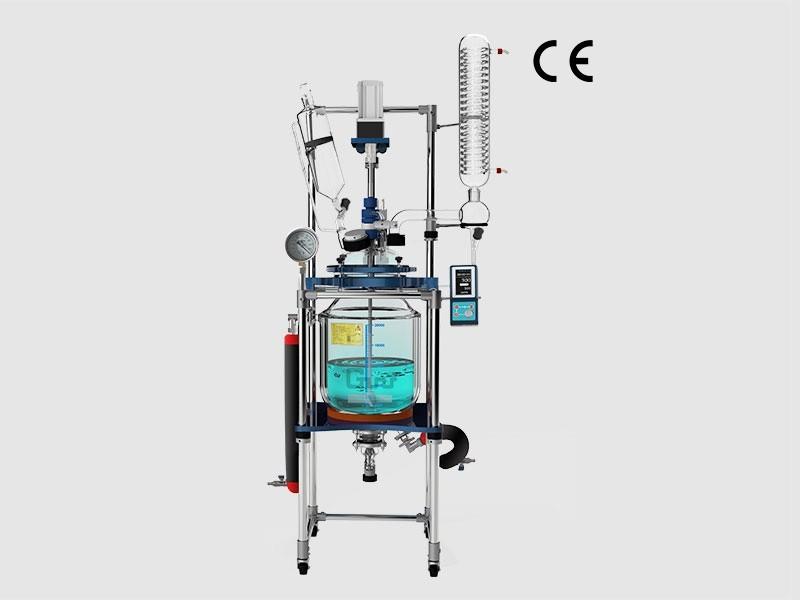 调速玻璃反应釜GR-20CE