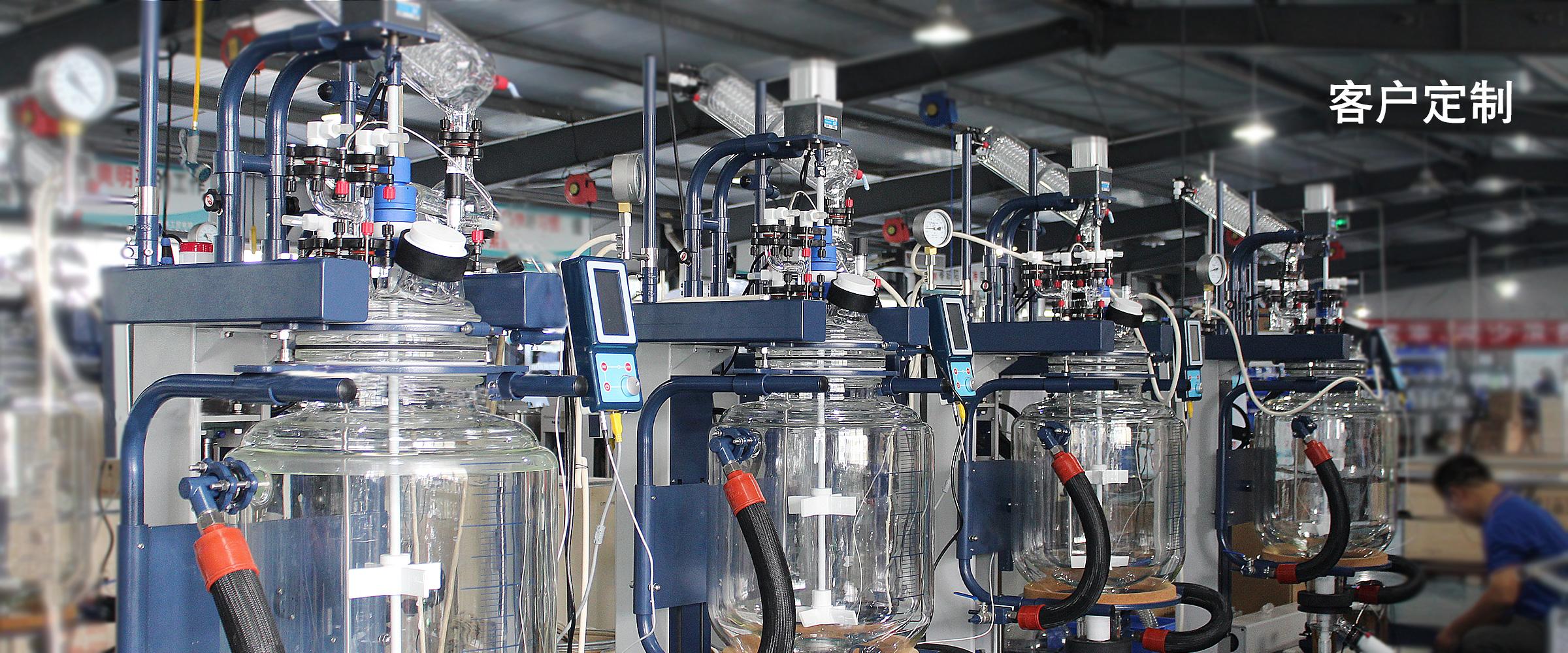 调速玻璃反应釜CE版 (10)